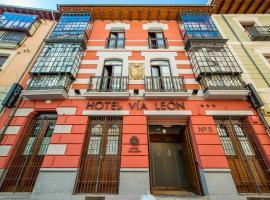 Los 10 mejores hoteles de 3 estrellas de León, España ...