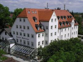 Hotel-Gasthof Maisberger, hotel near Garching underground station, Neufahrn bei Freising