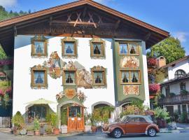 Gästehaus Sabine, pet-friendly hotel in Wallgau