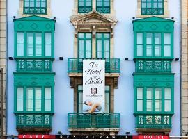 Los 10 mejores hoteles económicos de Avilés, España ...