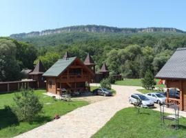 Туристический Комплекс Белая река Даховская, дом для отпуска в Даховской