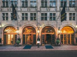 克里斯蒂提特酒店,奧斯陸的飯店