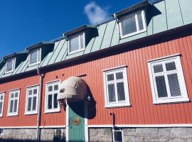 Hotell Krabban, hotell i Strömstad