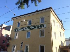 Pension Jahn, B&B in Salzburg
