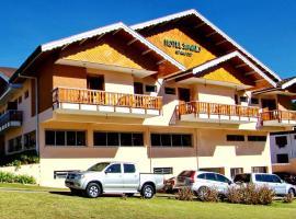 Pousada Cantinho da Serra, hotel in Campos do Jordão
