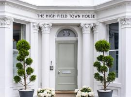 The High Field Town House, hotel in Birmingham