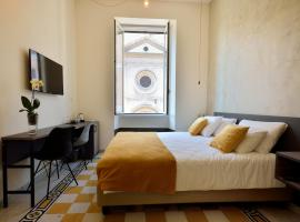 Room with a view 105, hotel near Vittorio Emanuele Metro Station, Rome