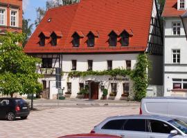 Hotel am Neumarkt, hotel in Zeitz
