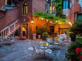 Hotel San Moisè, hôtel à Venise