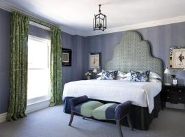 Charlotte Street Hotel, Firmdale Hotels, hotel near Oxford Circus, London