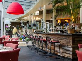 Moxy Lausanne City, hotel a Losanna
