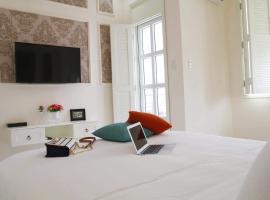 Chez Mimosa - Boutique Hotel, khách sạn gần Chợ Bến Thành, TP. Hồ Chí Minh