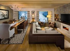 Aspen Chalets by Kempinski, hotel near Mall of the Emirates, Dubai