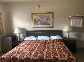 SandPiper Motel - Los Angeles, hotel perto de Los Angeles Memorial Coliseum, Los Angeles