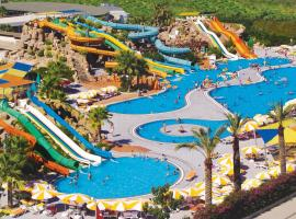 VONRESORT Golden Beach & Aqua - Kids Concept-Ultra All Inclusive, hotel with jacuzzis in Side