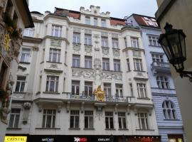 Charles IV Apartments, hôtel à Prague près de: Rudolfinum