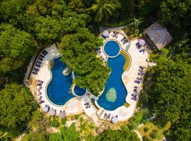 Sensi Paradise Beach Resort, hotel in Koh Tao