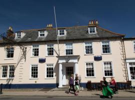 Crown Hotel, hotel in Southwold