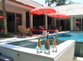 Maylie Bali Villa