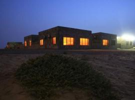 Saqla Resort, hotel ad Al Sharqiyah