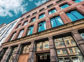 The Shankly Hotel, hotel in Liverpool