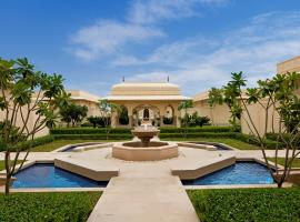 The Oberoi Sukhvilas Spa Resort, New Chandigarh, family hotel in Chandīgarh