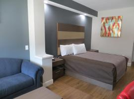 Grand Villa Inn & Suites Chinatown, motel in Houston