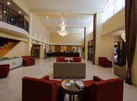 Ramada by Wyndham Houston Intercontinental Airport East