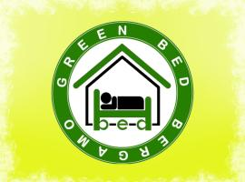 Green Bed Bergamo, bed & breakfast a Bergamo