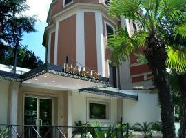 Hotel Delle Muse, hotel in Rome