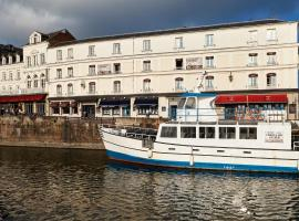 Best Western Le Cheval Blanc - Vieux Port, hotel near Norman Museum of Ethnography and Popular Arts, Honfleur