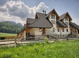 Willa Mnich, hotel near Tatra National Park, Zakopane