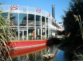 Fulton Steamboat Inn, hotel with pools in Lancaster