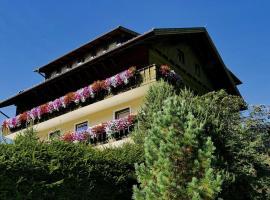 Gasthof zur Gams, hotel v destinaci Donnersbachwald