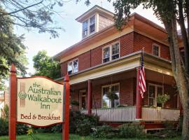 The Australian Walkabout Inn Bed & Breakfast