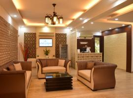 When In Gurgaon - Service Apartments, Near Medanta Medicity, hotel in Gurgaon