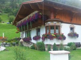 Ferienhaus am Lechweg