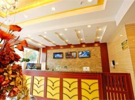 GreenTree Inn Henan Zhengzhou Chengnan Road Bojue Business Hotel