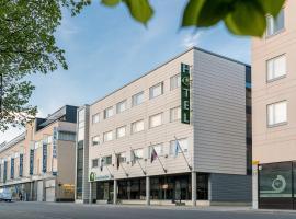 GreenStar Hotel Joensuu, hotel in Joensuu