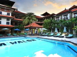 La Walon Hotel, hotel near Hard Rock Cafe, Kuta