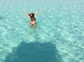 Cozumel Beach House Villa Paradise Sea Views Sun-Soaked Retreat Master Suite