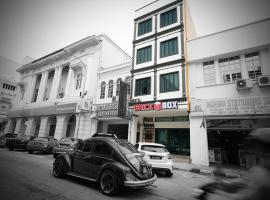 Brick Box Hotel @ Oldtown Ipoh