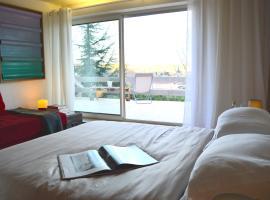 Casa mARTa: Suites, terrasses et vue panoramique