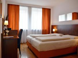 Hotel Italia, hotell i München