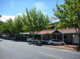 Adelaide Travellers Inn Backpackers Hostel