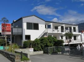 ASURE Caples Court Motel & Apartments, motel in Queenstown