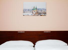 Hotel Inturprag, hotel in Prague