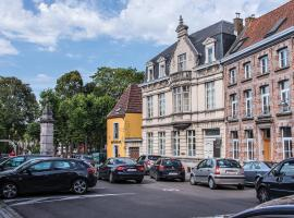Hotel Saint Georges, hotel near Museum of Fine Arts, Mons