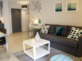 Appartement Contemporain t3 Saint Charles