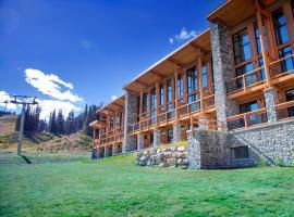 Sunshine Mountain Lodge, Hotel in Banff